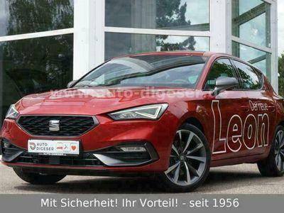 gebraucht Seat Leon FR NEU 1,5 eTSI *5Jahre Garantie* 8-Fac... als Limousine in Villingen-Schwenningen