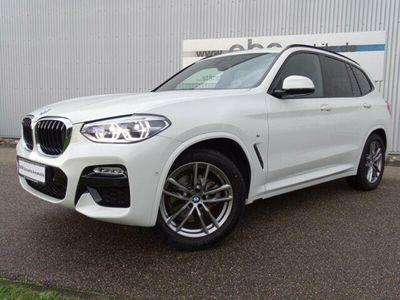gebraucht BMW X3 X3 MxDrive20d M SPORT AT Innovationsp. Klimaaut.