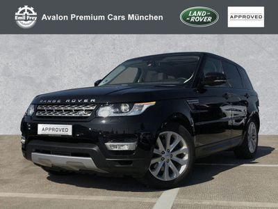 używany Land Rover Range Rover Sport TDV6 HSE