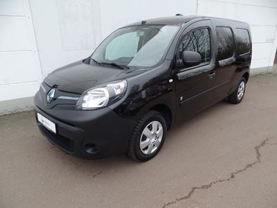gebraucht Renault Kangoo Z.E. Maxi 2-Sitzer Navi + Klima!!!