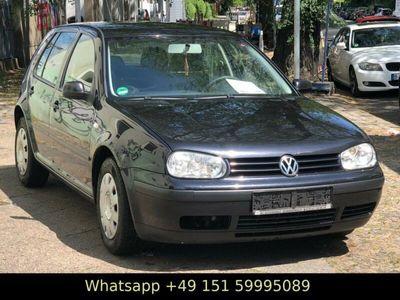 used VW Golf 1.4 Ocean 5Türig Klima Euro4 E-Fenster