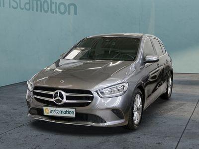 gebraucht Mercedes B180 B 180Progressive MBUX+AHK+LED+PARKTRONIC+TEMP+