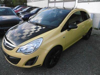 käytetty Opel Corsa D Color Race
