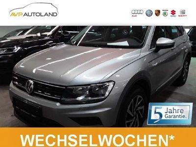 gebraucht VW Tiguan JOIN 2.0 TDI BMT DSG 4MOTION | NAVI schwarz