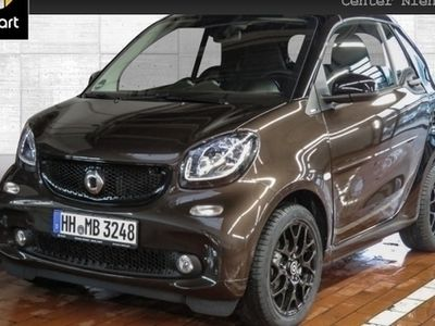 käytetty Smart ForTwo Cabrio 66kW prime cool&Media Sport SHZ LED