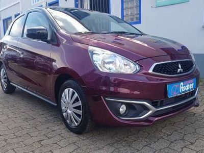käytetty Mitsubishi Space Star 1.2 Clear Tec Top Clima Sitzheizung City Notbremse Bluetooth