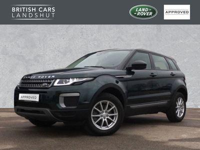 gebraucht Land Rover Range Rover evoque 2.0TD4 Pure/R-Kamera/Navi/AH