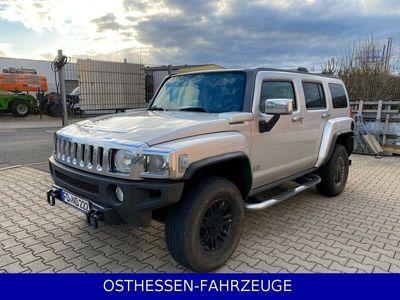 gebraucht Hummer H3 3.7 Luxury SCHECKHEFT TÜV NEU FINANZIERUNG als SUV/Geländewagen/Pickup in Fulda
