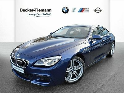 gebraucht BMW 640 i xDrive Gran Coupé