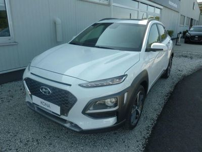 gebraucht Hyundai Kona 1.0 T-GDi Style *VOLL-LED**NAVI*SITZ-PAKET*