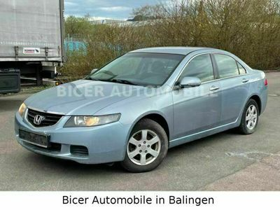 gebraucht Honda Accord Lim. 2.0 Comfort/KLIMAAUTO/MULTILENKR/EU4