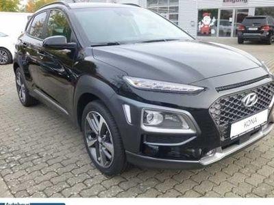 used Hyundai Kona 1,6l Trend mit Navi- und Komfortpaket