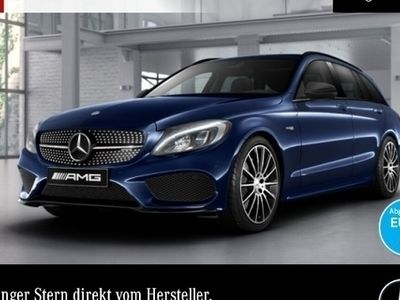 gebraucht Mercedes C43 AMG AMG T 4M Burmester LED AHK Navi PTS Easy-Pack