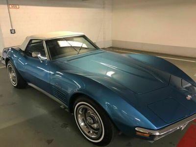 gebraucht Corvette Stingray C 3, Chrommodell, Roadster