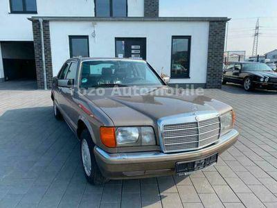 gebraucht Mercedes S260 260 SE*LEDER*S-DACH*H-KENNZEICHEN*