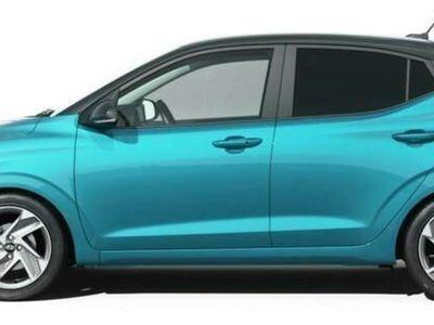 gebraucht Hyundai i10 MJ20 1.2 AT s&s 5sitze Navi Apple/Android kl