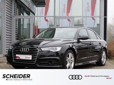 gebraucht Audi A6 Lim 3.0 TDI qu Navi Xenon Luftfdrg ACC AHK