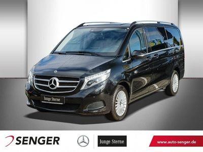 gebraucht Mercedes V250 Avantgarde Lang, Navi, Kamera, Led, Leder