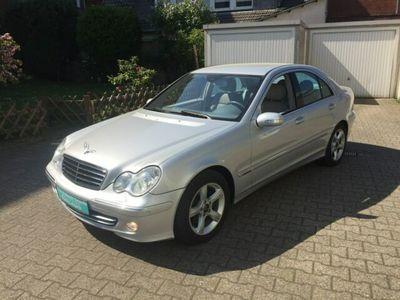 gebraucht Mercedes C280 C-Klasse Lim.Avantgarde, LEDER XENON PDC