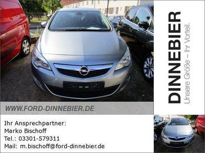 gebraucht Opel Astra Design Edition ecoFlex 1.4 Gebrauchtwagen, bei Autohaus Dinnebier GmbH