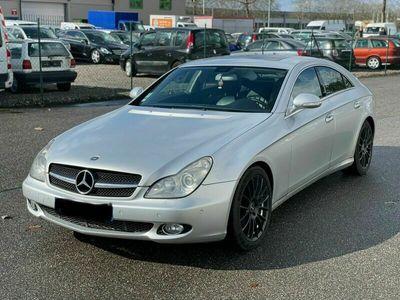 gebraucht Mercedes CLS320 CLS/ 350 CDI als Sportwagen/Coupé in lahr