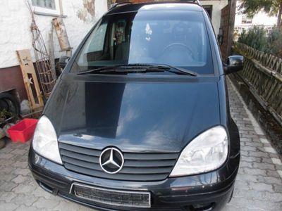 gebraucht Mercedes Vaneo 1.6 Trend