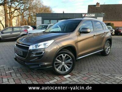 gebraucht Peugeot 4008 1.8 HDi FAP 150 Allure S & S NAVI/LEDER/PAN