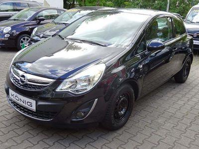gebraucht Opel Corsa D 1.4 Satellite ecoFlex Klimaanlage