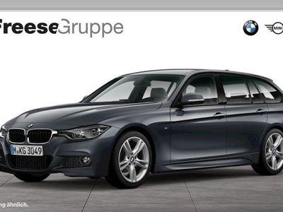 gebraucht BMW 318 d Touring M Sportpaket LED WLAN Navi Prof.