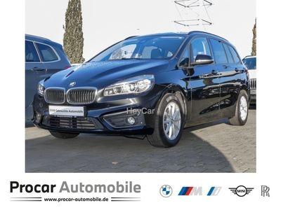 gebraucht BMW 218 Gran Tourer xDrive Aut. Navi LED DAB HIFI