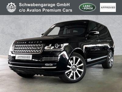 gebraucht Land Rover Range Rover SDV8 Autobiography *Euro6*ACC*