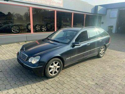 gebraucht Mercedes C270 MercedesCDI Automatik Leder AHK als Kombi in Nienburg (Weser)