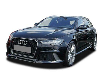 gebraucht Audi RS6 RS6Avant Performance RS Abgas HUD Pano