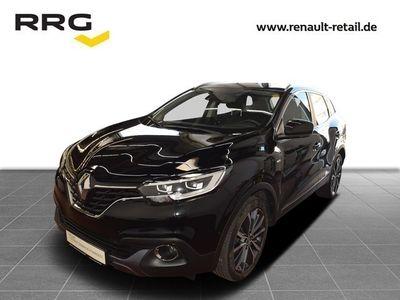 gebraucht Renault Kadjar 1.2 TCE 130 BOSE EDITION AUTOMATIK EURO 6