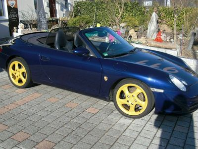gebraucht Porsche 996 als Cabrio/Roadster in heilbronn
