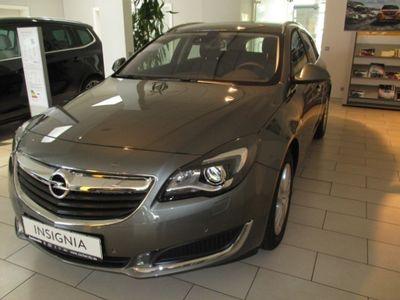 gebraucht Opel Insignia Business Edition 2.0 CDTI Navi Xenon