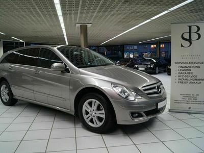 gebraucht Mercedes R500 L 4-Matic 7.Sitzer PANO AIRMATIC AHK NAVI