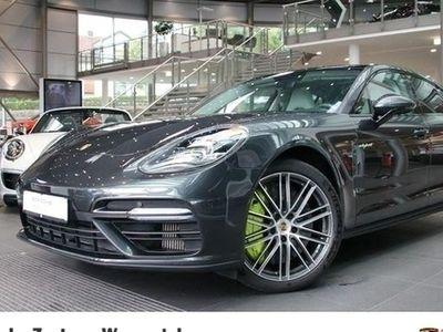 gebraucht Porsche 911 Turbo S PanameraE-Hybrid