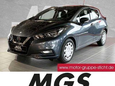 gebraucht Nissan Micra IG-T 100 Visia Plus