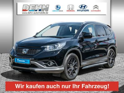 gebraucht Honda CR-V 2.0 AT Lifestyle Black Edition 4WD Xenon/DA