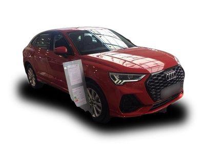 gebraucht Audi Q3 Sportback MJ 2021/MMI Radio/Alarm 35 TDI q...