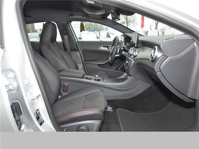gebraucht Mercedes GLA220 d AMG AMG Line/Navi/Parkass./Kamera