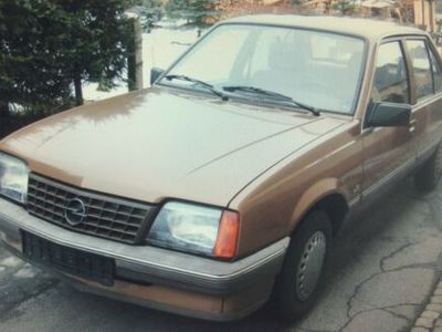 used Opel Ascona C,