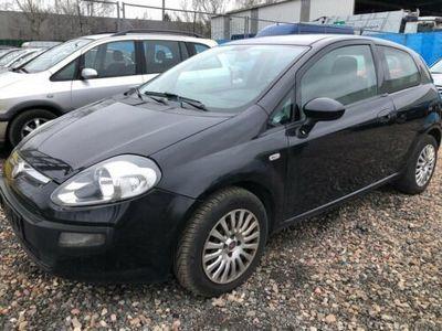 käytetty Fiat Punto Evo 1,3 Diesel EURO 5 Klima