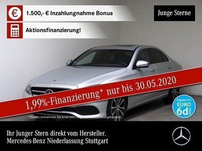 gebraucht Mercedes E300 EAvantgarde Multibeam Distr. AHK Kamera PTS