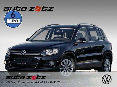 gebraucht VW Tiguan Sport & Style + 2.0 TDI AHK
