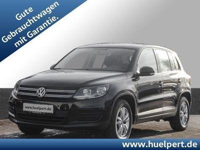 gebraucht VW Tiguan Tiguan 2.0 TDI Trend+Fun Navi Klima SHZ ALU GRA