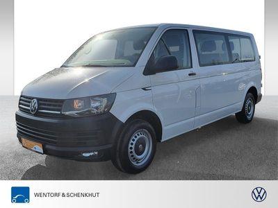 gebraucht VW Transporter T6 2.0 TDI Kombi LR AHK 8-Sitzer