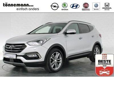 gebraucht Hyundai Santa Fe Premium 4WD Automatik, Leder, Navi, Parkpilot, Sit