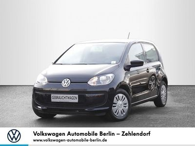 gebraucht VW up! up! move1.0 4Türen Klima Navi Ganzjahresreifen